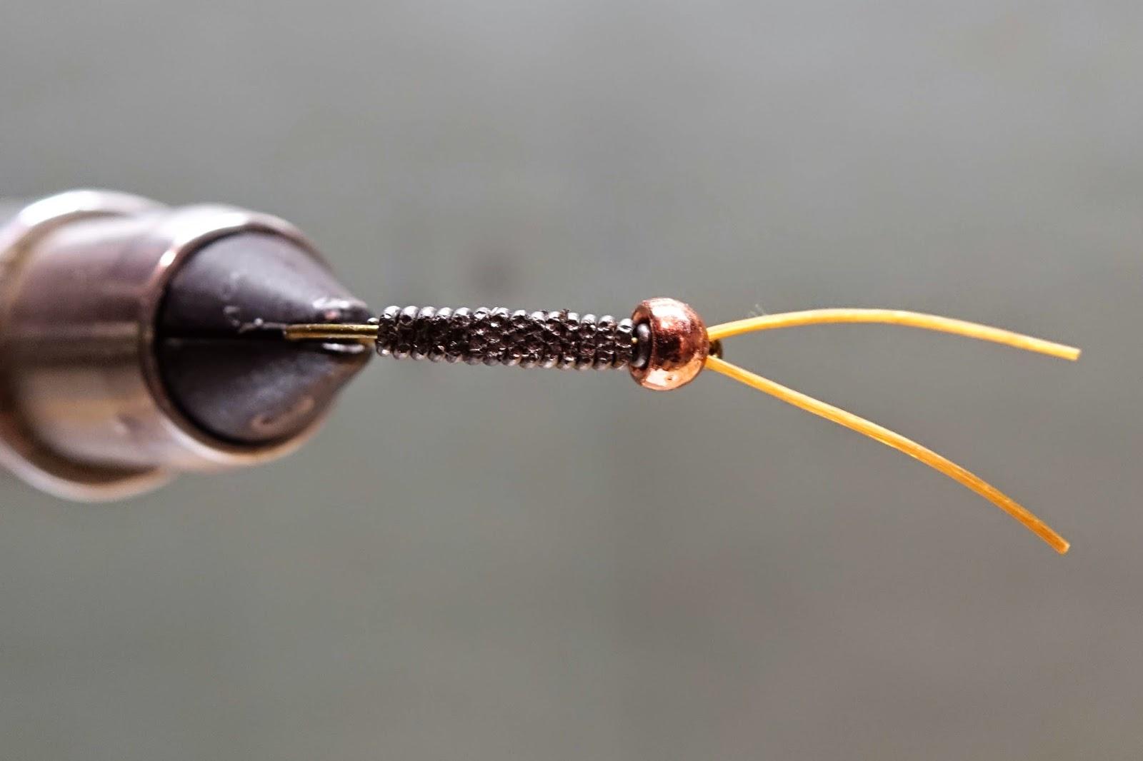 Fishing small streams: Euro nymphing - Part II. Anchor flies