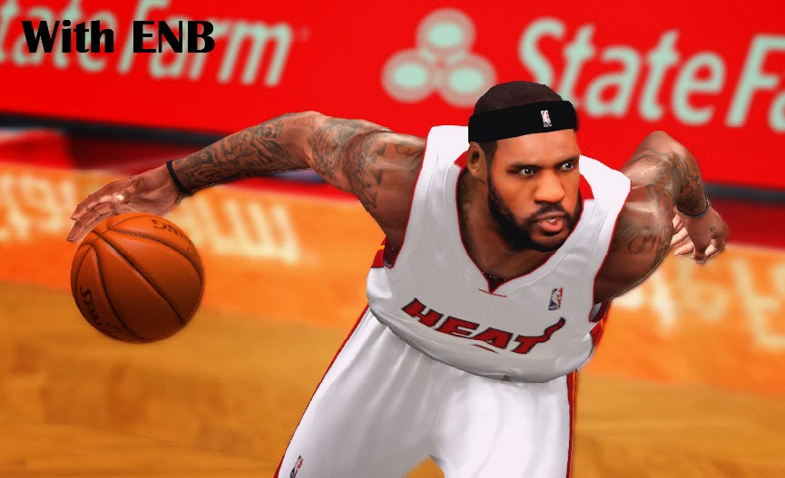 LeBron James Next-Gen Cyberface Patch PC