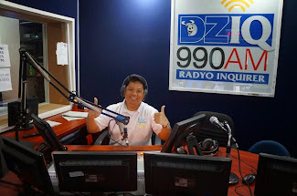 Blogcaster at Radyo Inquirer