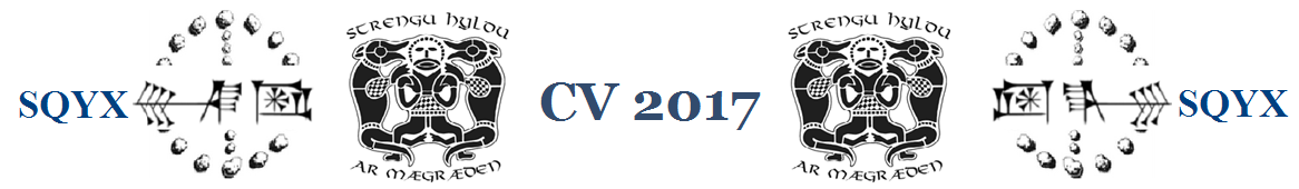 CV 2017