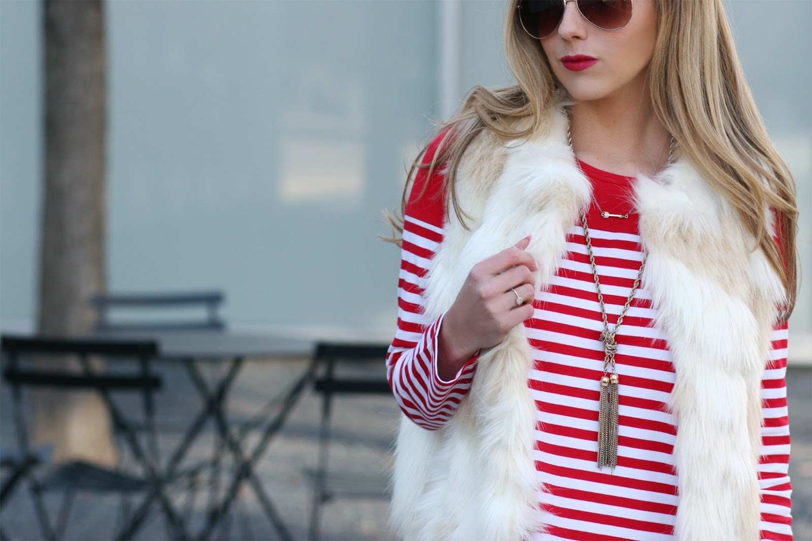 how-to-style-street-style-faux-fur-vests-for-valentines-day