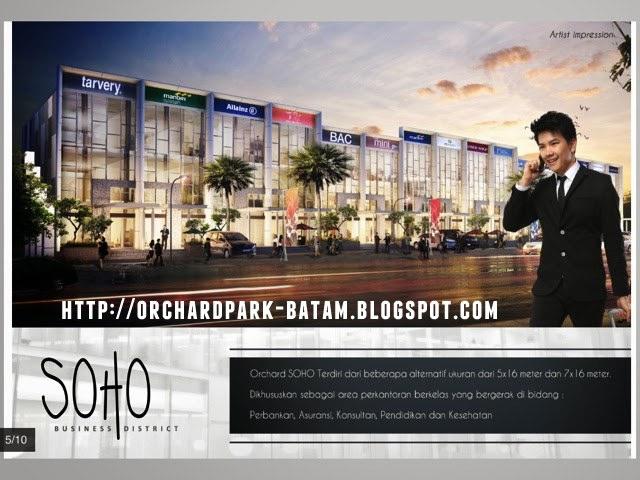 Gambar SOHO Orchard Park Batam