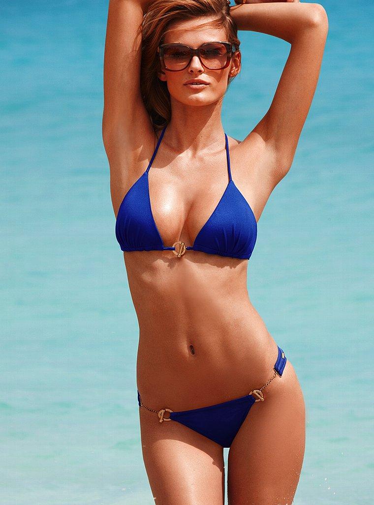 Celebrities in Hot Bikini: Edita Vilkeviciute