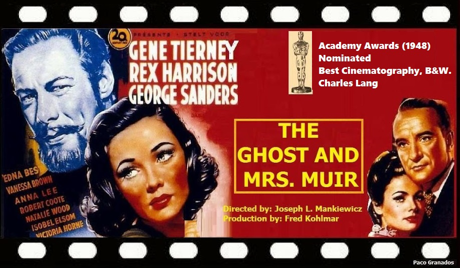 THE GHOST AND MRS MUIR (1947) WEB SITE