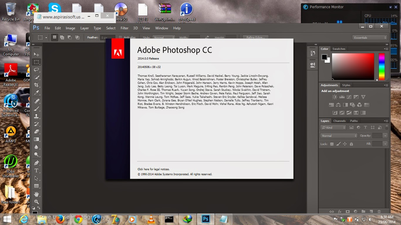 photoshop 2014 download