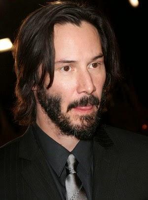 Gaya Rambut Keanu Reeves
