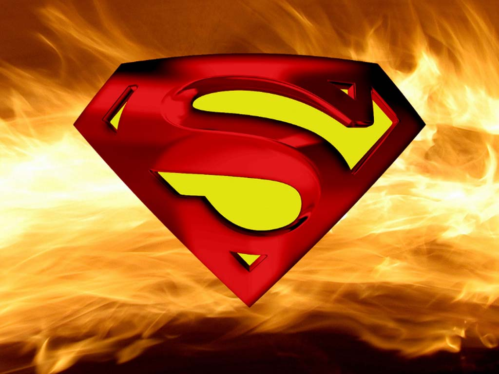 superman logo free wallpaper - photo #14