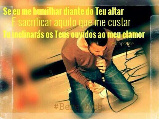 Banda Bereshith - Me humilhar
