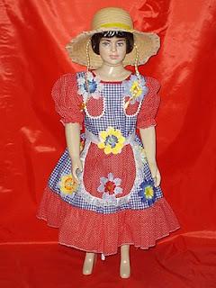 imagens e fotos de Vestidos Caipiras