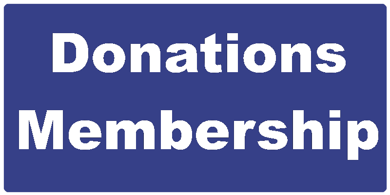 Donations and Membership