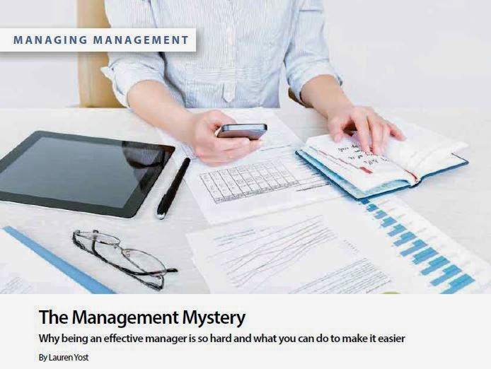 The Management Mystery