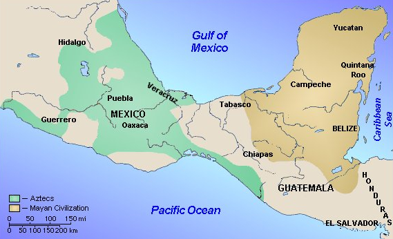 mesoamerica location Gallery