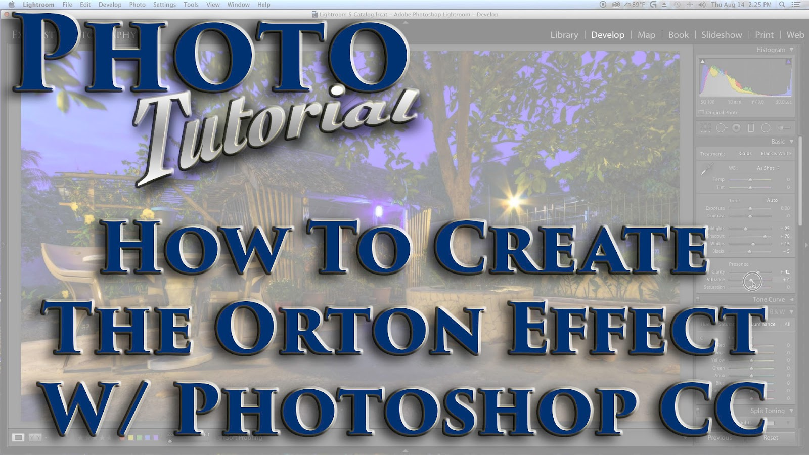 Learn How To Create The Orton Effect With Photoshop CC