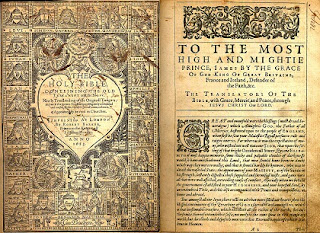 Why We Use the King James Bible - Old Bible Text 1611