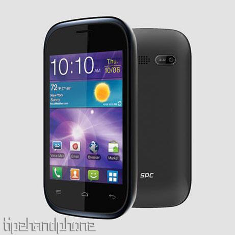 Dilihat dari desainnya, Smartphone ini mirip ama desain Galaxy Y