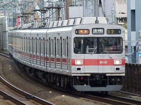 東急東横線 特急 元町・中華街行き4 9000系(廃止)
