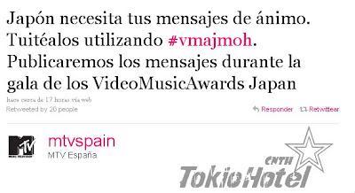 Tokio Hotel en los Premios MTV VMA Japón - 25.06.11 - Página 3 1