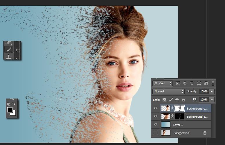 Belajar efek foto dengan photoshop cs4 92
