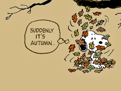 Autumn Snoopy