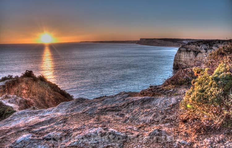 """alt=""""sunset, pôr do sol, Ponta da Piedade, Lagos, Algarve"""""""