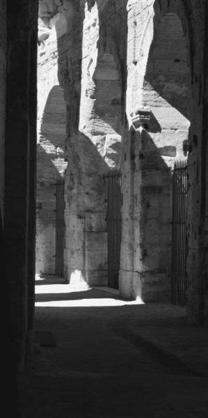 2 Coursives de lumières - Amphithéâtre - Arles