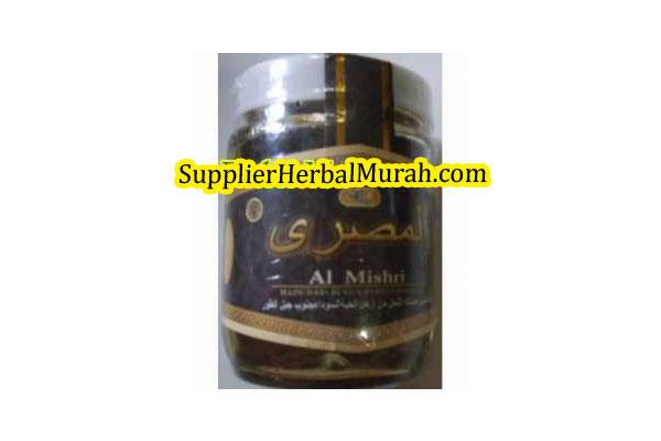 Madu Al Mishri (Madu Bunga Habbatussauda)