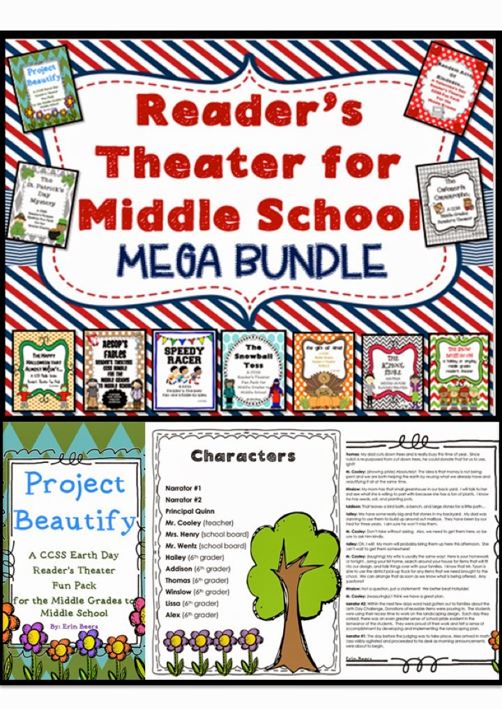 http://www.buysellteach.com/Product-Detail/1572/reader-s-theater-ccss-mega-bundle-for-the-middle-grades-to-middle-school