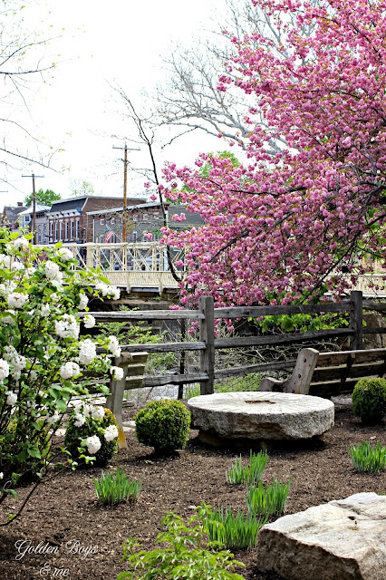 Spring in Clinton, NJ-www.goldenboysandme.com