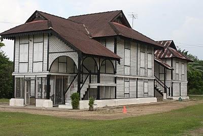 My Blog Traditional Malay House