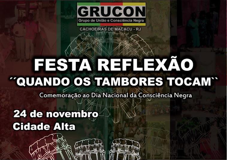 31ª FESTA REFLEXÃO DO GRUCON-CM 2012