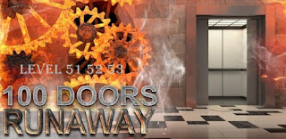 100 Doors Runaway Level 51 52 53 walkthrough