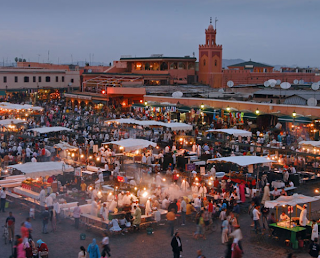 visiting marrakesh morocco the red city Visiting morocco during the winter  some of the nicest areas in winter are marrakesh this red city opens its doors for a magical winter stay.