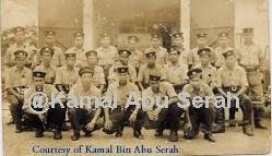 Ahmad Ibrahim in Naval Base Fire Brigade