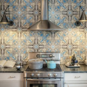 Cuban Heritage Design 110 2B by Avente Tile