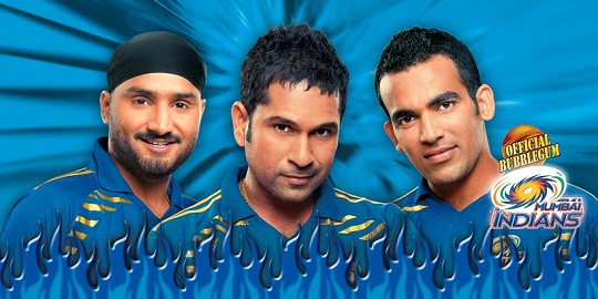 IPL Wallpaper of Mumbai Indians