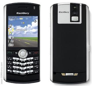 spesifikasi BlackBerry Pearl 8100 review harga baru harga bekas