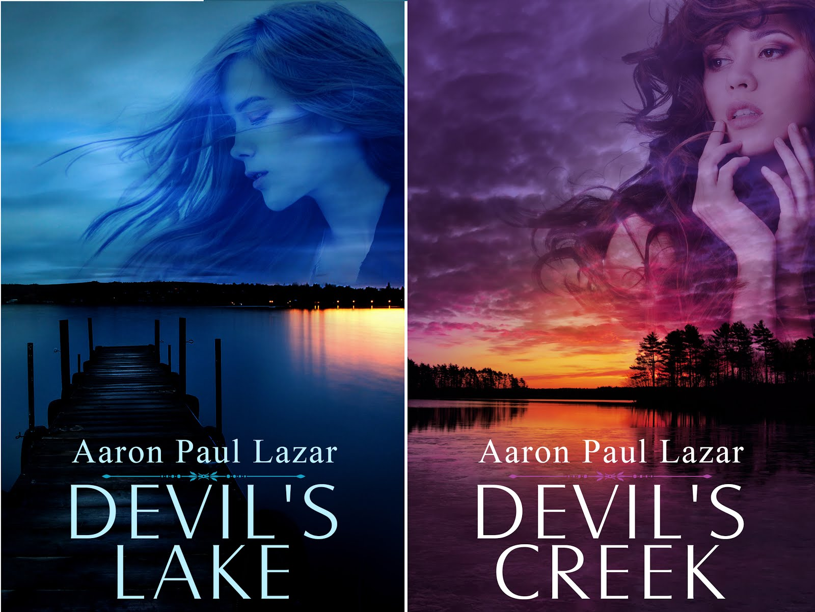 Bittersweet Hollow Romantic Suspense series