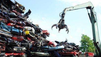 Autorización de gestión de vehículos al final de su vida útil - Reciclaje de coches