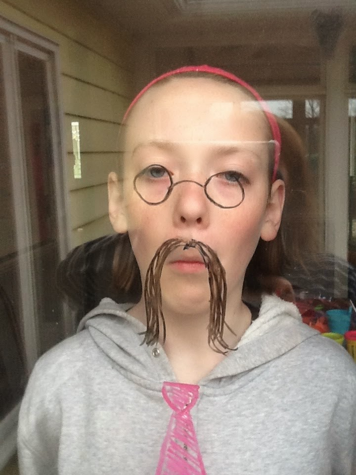 Rory the stach girl
