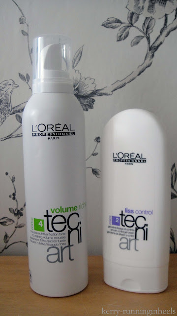 Running in heels: L\u002639;oreal Professional hair products