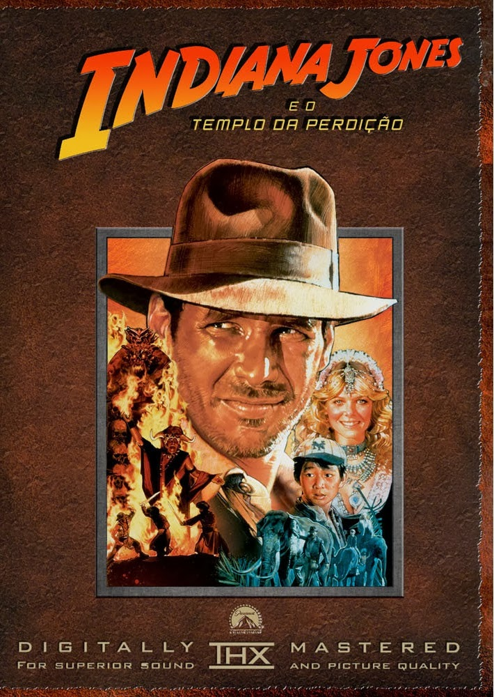 Indiana Jones e o Templo da Perdição – Legendado (1984)
