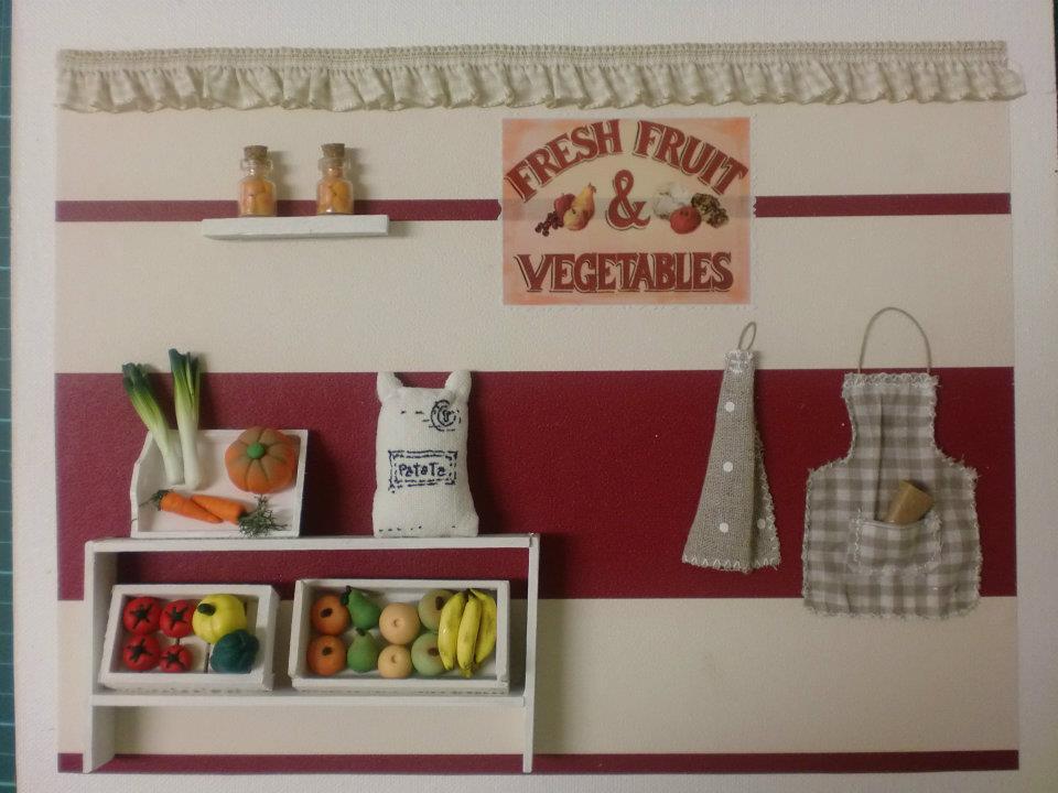 Berta s original nuevos cuadros de elsa - Cuadros cocina vintage ...