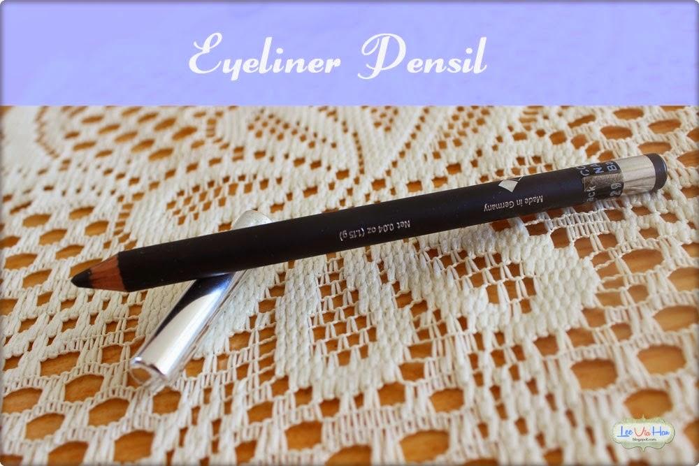 cara memakai eyeliner pensil