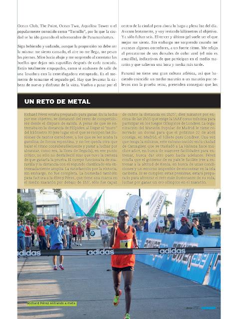 Maraton Internacional Ciudad de Panama 2011