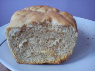 Pan de molde casero con Thermomix