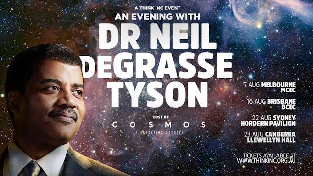 An Evening with Neil deGrasse Tyson 2015