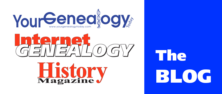 Internet-Genealogy Blog