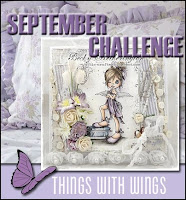 September Challenge -  Wings