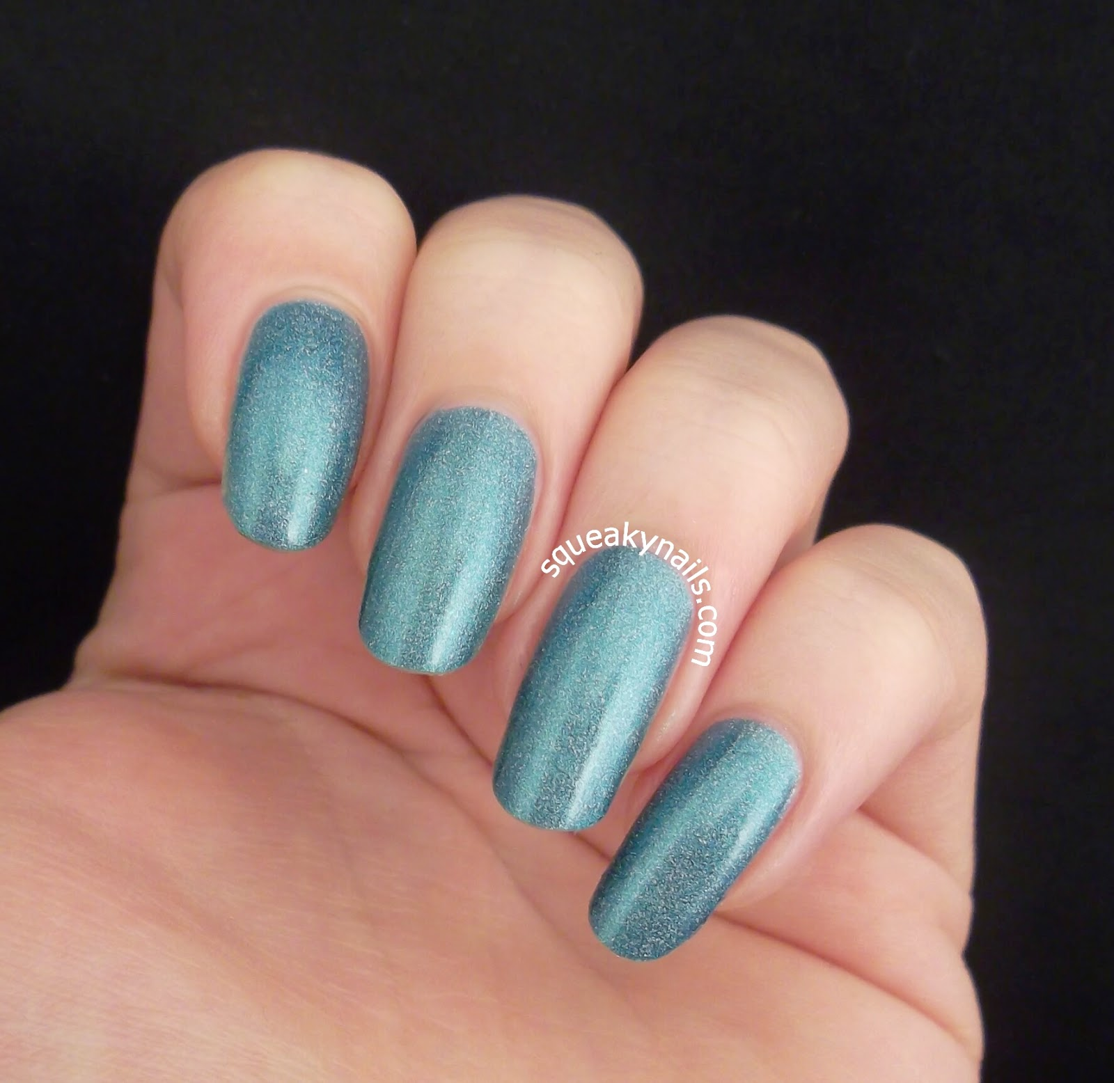 Swatch - Canvas Lacquer Polar Bear Dip | Squeaky Nails