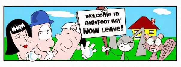 Welcome To Barefoot Bay